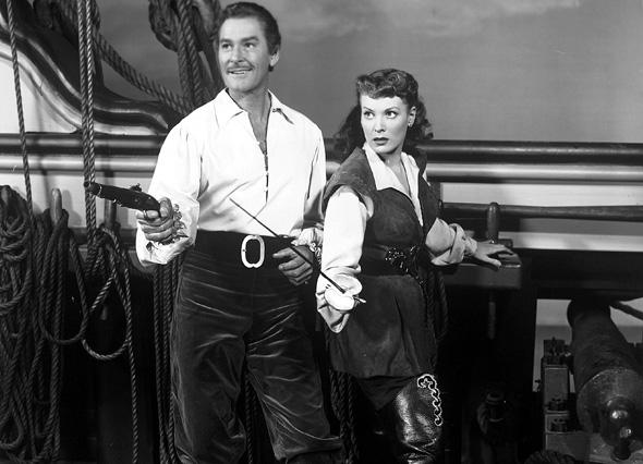 Errol Flynn - Against All Flags (1952) DVDRip (SiRiUs sHaRe)