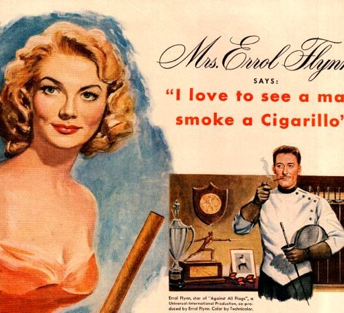 Cigarillo Ad