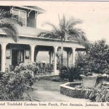 Old Titchfield Hotel, Port Antonio, Jamaica