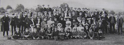 tasmanian field naturalists 1909