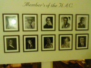 Members of the HAC