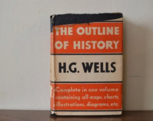 The Outline of History - 1930 - with Cover