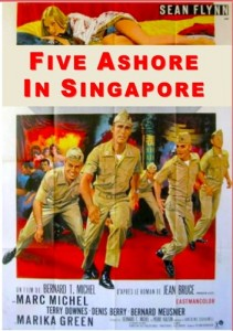 SEAN FLYNN--FIVE ASHORE IN SINGAPORE