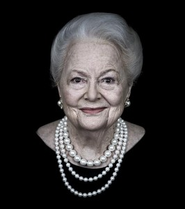 Olivia de Havilland - Andy Gotts