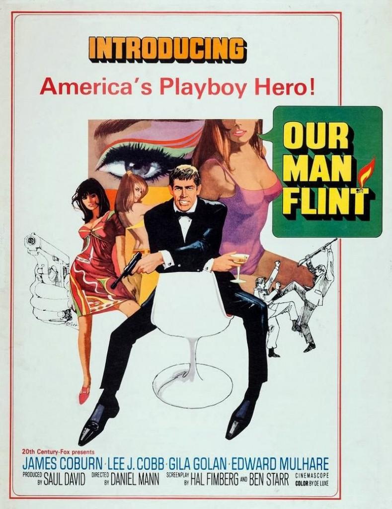 Our Man Flint 0001
