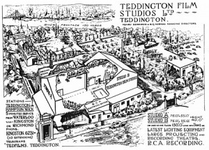 Teddington Drawing