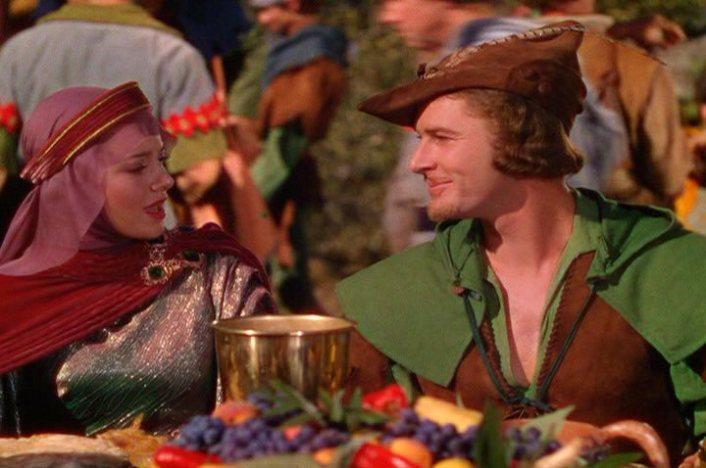Errol Flynn's Wonderful World of Technicolor « The Errol ...