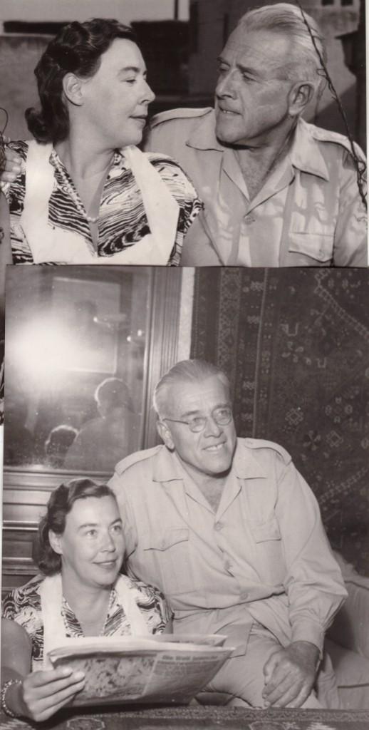 Erben and wife Joan