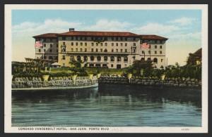 CONDADO VANDERBILT HOTEL 1922