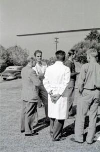 Errol Flynn at Scripps