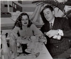 Errol with Lorraine Dora