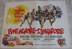 FIVE ASHORE IN SINGAPORE (#2)