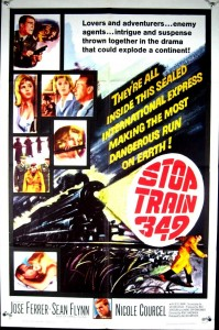 STOP TRAIN 349