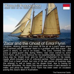 Zaca ghost