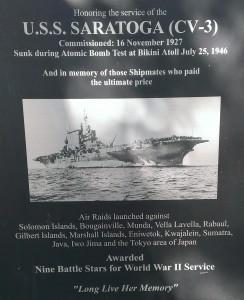 uss_saratoga plaque