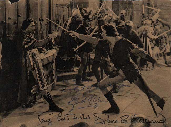 Robin Hood Autographs