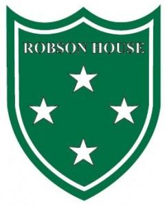 Robson House Crest Colour