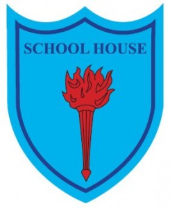 School House Crest Colour