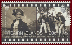 Pitcairn_Islands_2014_Fletcher_Christian,_Bounty_mutineer_1764-