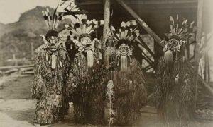 The White Rajah Natives