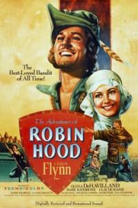 ADV. OF ROBIN HOOD POSTER
