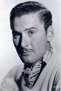Errol Flynn the pensive playboy