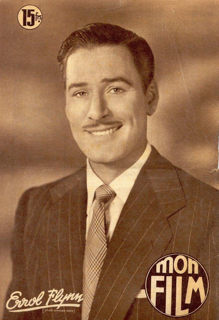 Errol Flynn - Images