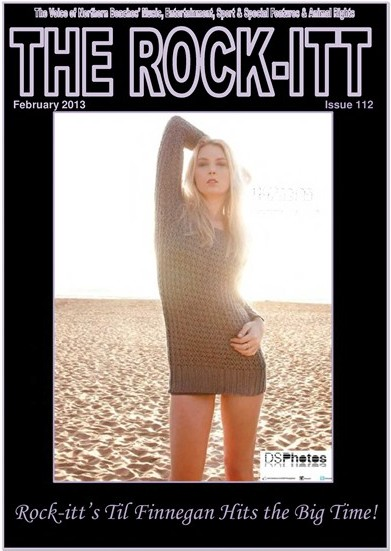 Rock-itt Magazine February 2013